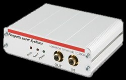 Lasershow Timecode TC2000 SMPTE controller